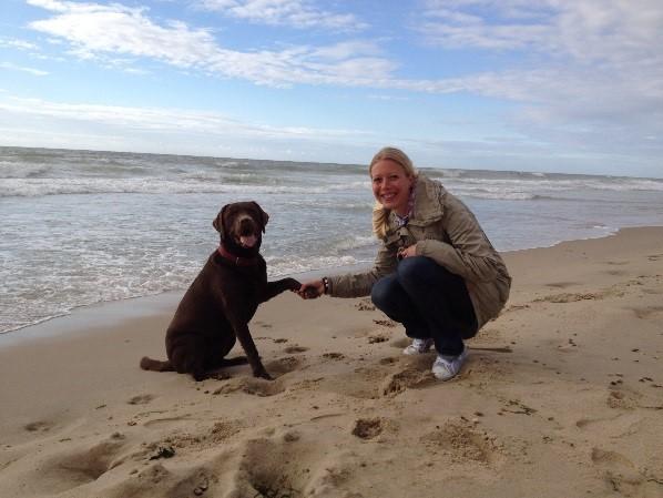 Hundgestützte Sprach-und Leseförderung